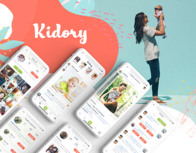 Kidory - instagram for parents