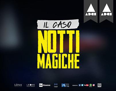 01 Distribution | Il Caso Notti Magiche [We Are Social]