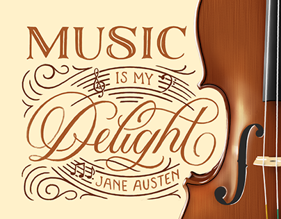Music is My Delight - Reimagined