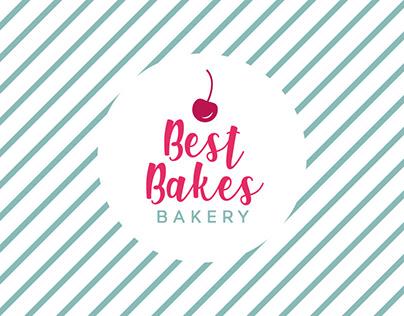 Best Bakes Bakery - Branding