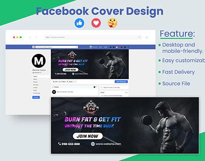 facebook cover photo || cover banner design ||