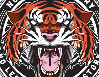 SHOCK MANSION - TIGER