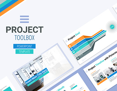 Project Toolbox - Powerpoint Presentation Template