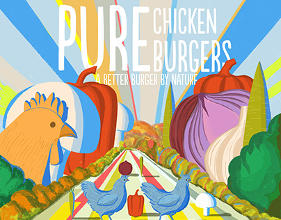 Pure Burgers: A better burger by nature