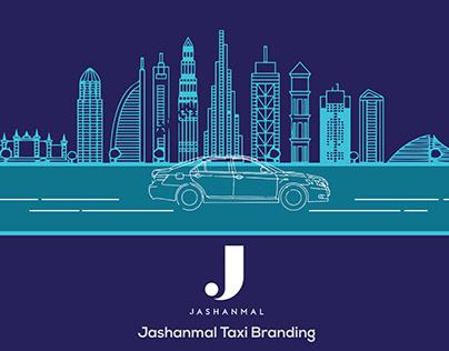 JASHANMAL TAXI BRANDING