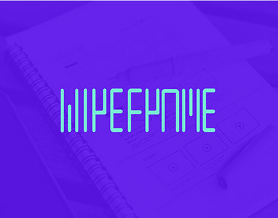 Wireframe - Logo design