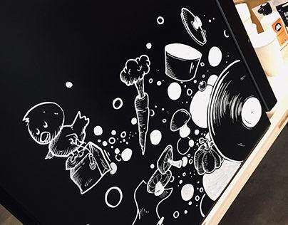 Refrigerator Design - Chris Kochtüte