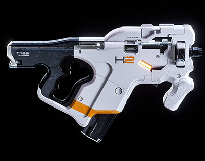 ▼▲ Once In A While Renders № 39 Mass Effect M-25 Hornet