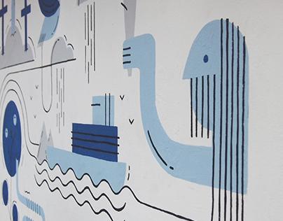 FGCC Mural