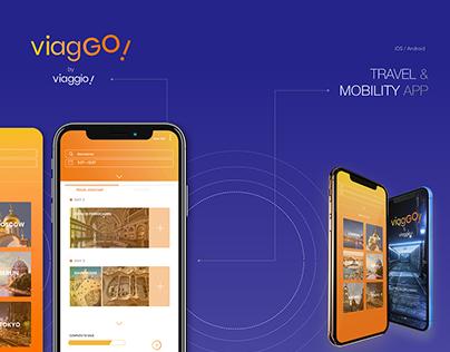 viagGO! - Travel & Mobility app
