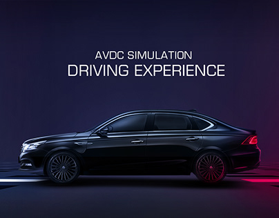 AVDC Simulation Driving Experience