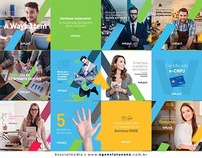 Social Media   Waybit Software #2