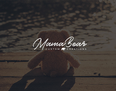 Mama Bear - Logo design