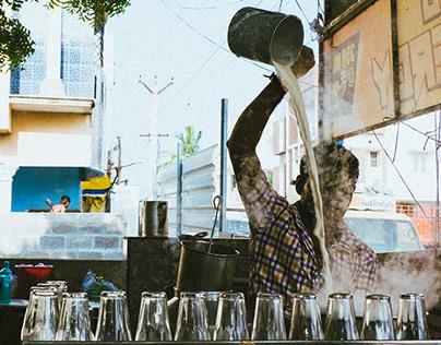Madras Manadhil - Photo Series