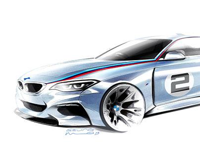 BMW M235i Racing(2014)