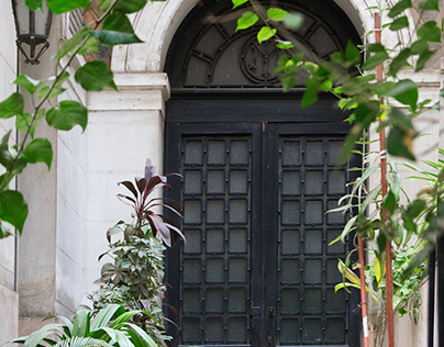 Zamalek Doors - Photography