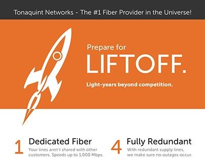 Tonaquint Networks Flyer Handout