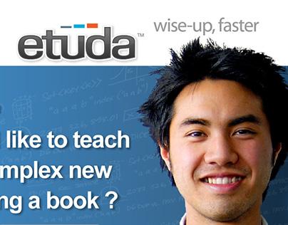 Etuda Collaborative Learning Platform - product launch