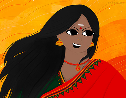 Illustrations for Navgraha Creations