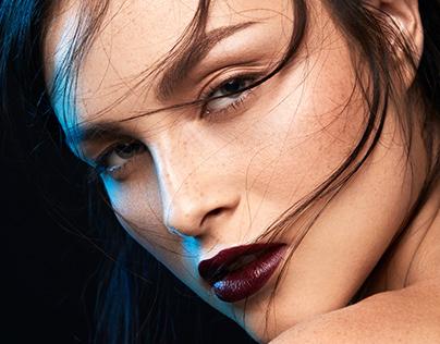 Beauty retouching - Mandy Stoller