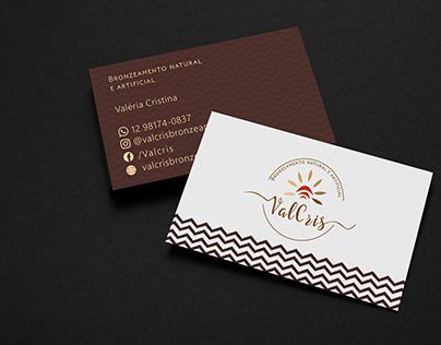Logotipo e Cartão de Visitas