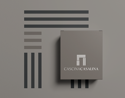 Cascina Casalina Brand Identity