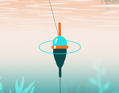 Fishing Intro Logo