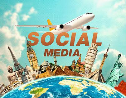 El Shoruk Academy   Social Media Designs