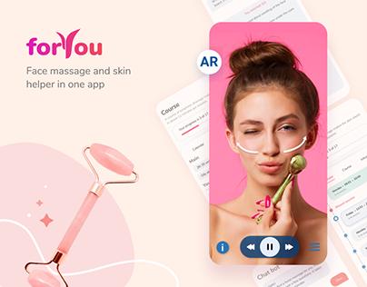 forYou face app