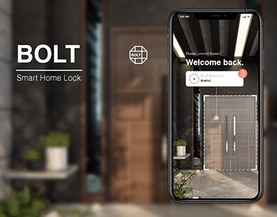 Bolt | Smart-Home Lock