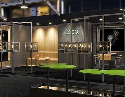 Watch Exhibition Stands