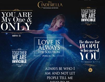 Cinderella - Words of Kindness