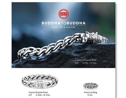Advertentie Buddha to Buddha