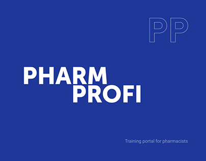 Pharm Profi || Training portal for pharmacists