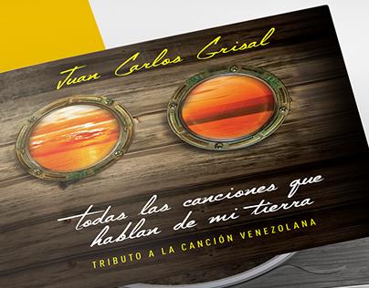 Juan Carlos Grisal CD Artwork
