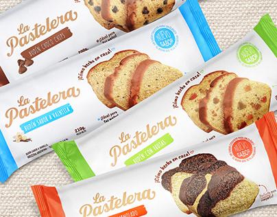 La Pastelera Packaging