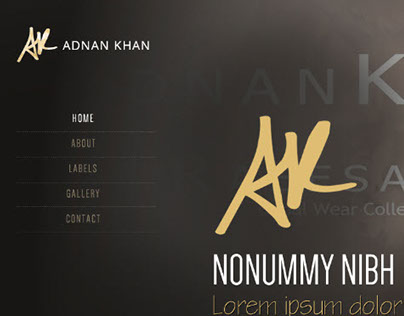 Adnan Khan Web Design and Development