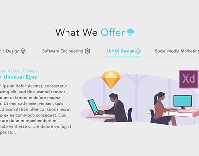 Brainstorm Website Redesign