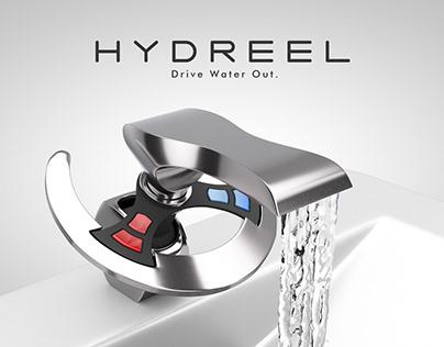HYDREEL | Product, Animation, Logo, Mockup