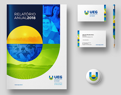 UEG - Rebrand proposal