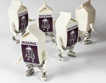 MISSING BOY by Emilio Subirá