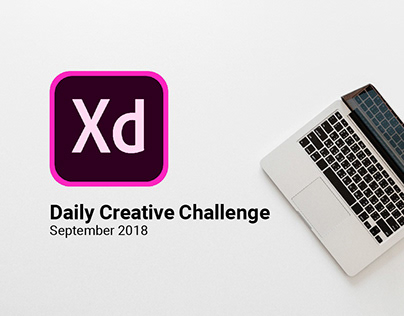 Xd Daily Creative Challenge September 2018