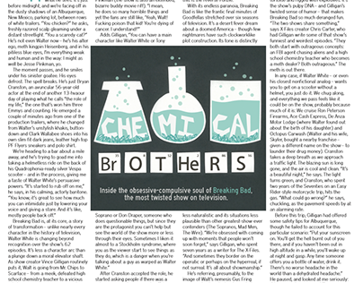 Chemical Brothers Editorial Illustration