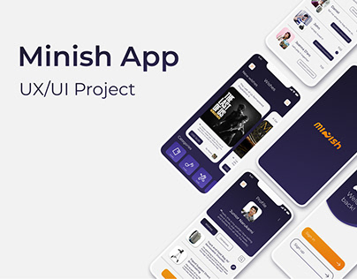 UX/UI Project for Donations App