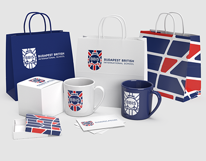 Budapest British International School - Logo & Identity