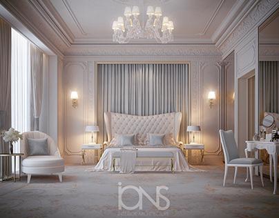 Timeless Bedroom Interior