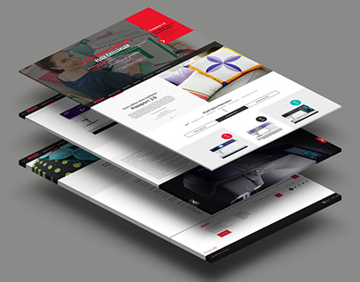Pfaff E-Commerce Web Site