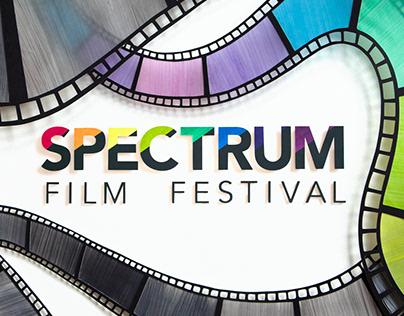 SPECTRUM Film Festival Promo and Logo Design