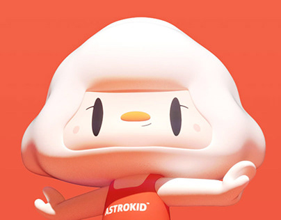 品牌吉祥物:中国人寿祥云团团 Tuantuan