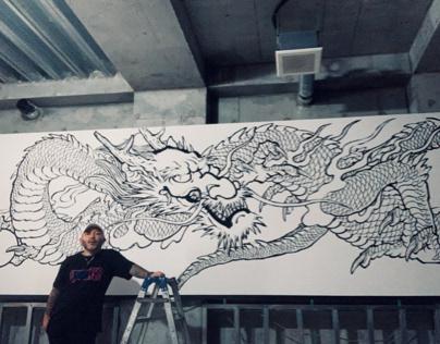Akasaka Dragon God (day1)